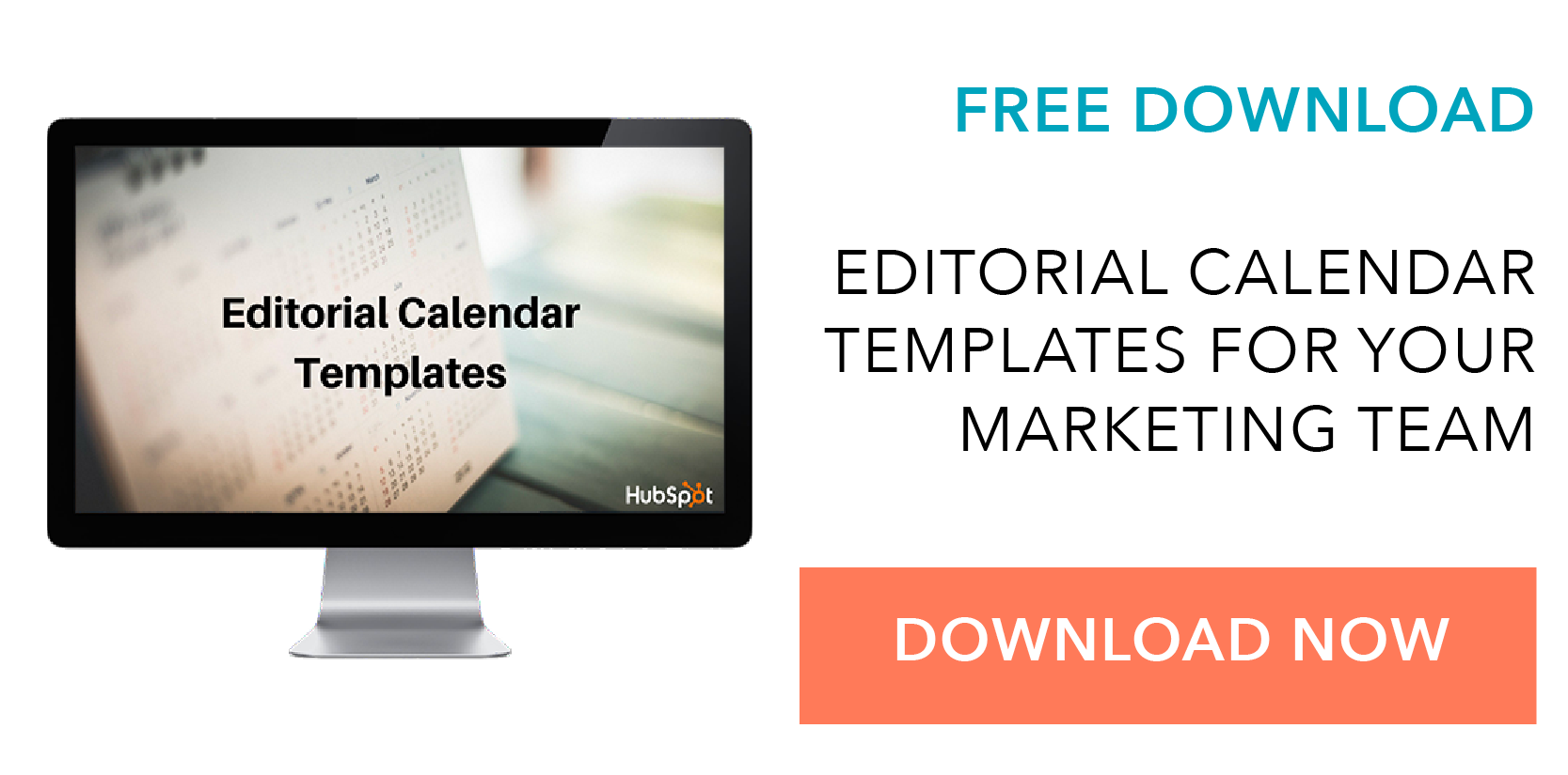 calendario editoriale di marketing