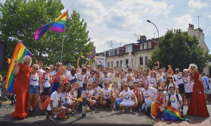 Vodaphone Pride