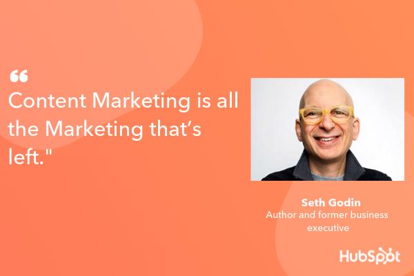 content-marketing Seth-godin