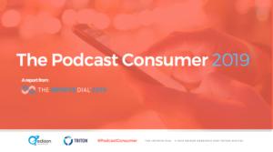 Statistiche podcast 2019 - Podcast Consumer 2019