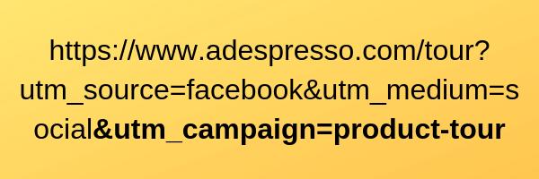 URL + Source / Medium / Campaign Parameter