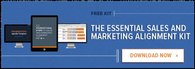 kit di allineamento vendite e marketing gratuiti