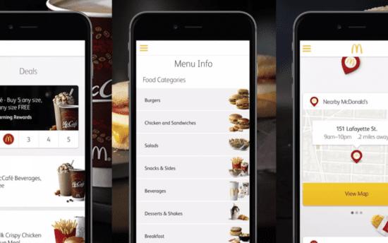 App McDonalds