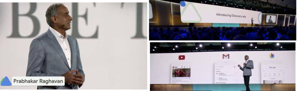 Prabhakar Raghavan SVP Ads and Commerce Google