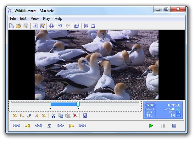 """app di editing video machete """"title ="""" machete-lite-04-620x449.png"""