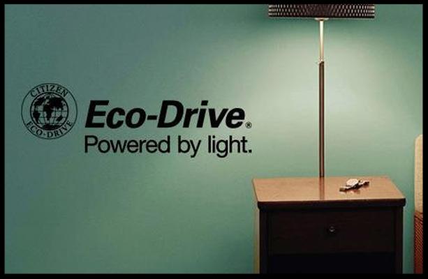 Annuncio Citizen Eco-Drive Watch