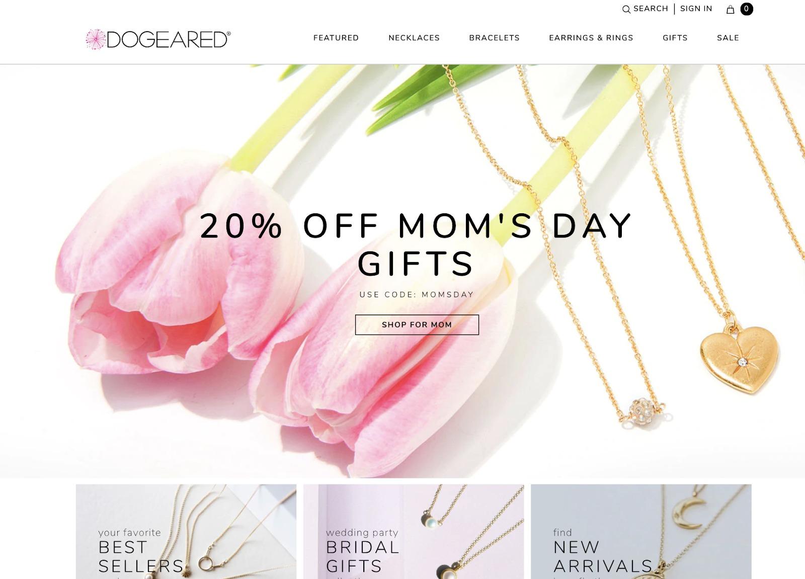 gioielli online dogeared