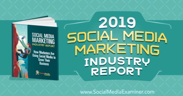 uso dei social media sui social media 2019