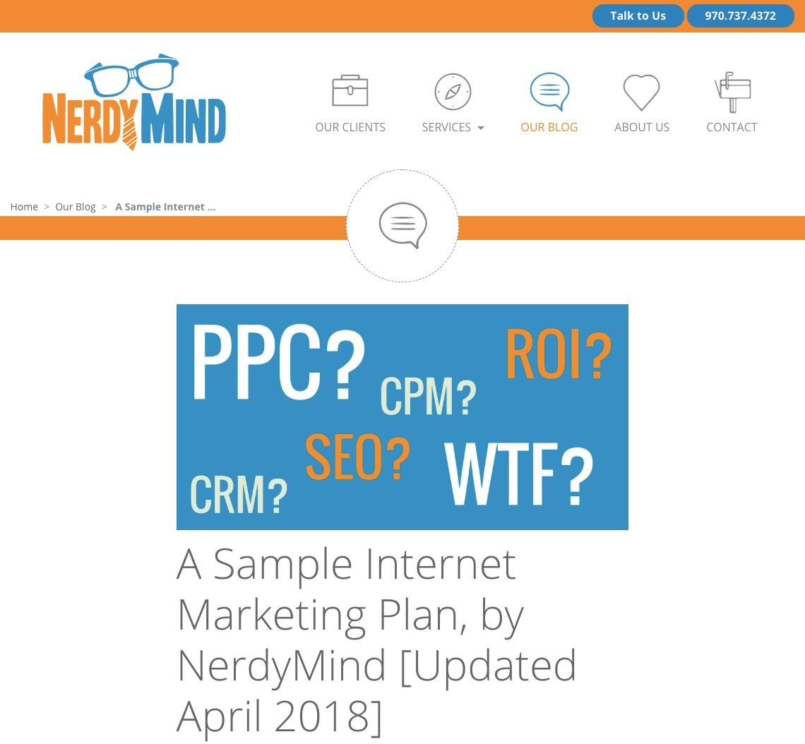 esempio nerdymind