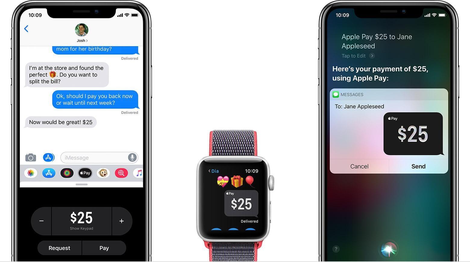 Apple paga su smartphone e guarda