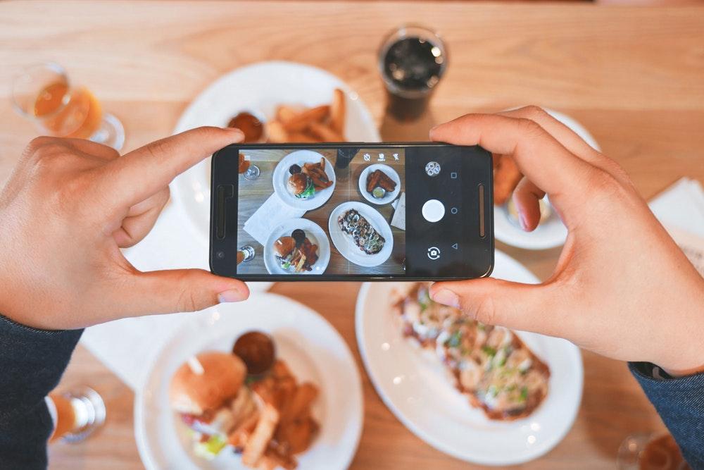 """Come costruire un account """"Foodie"""" forte su Instagram"""