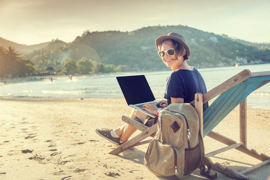 Come risparmiare denaro eseguendo il tuo business Digital Nomad