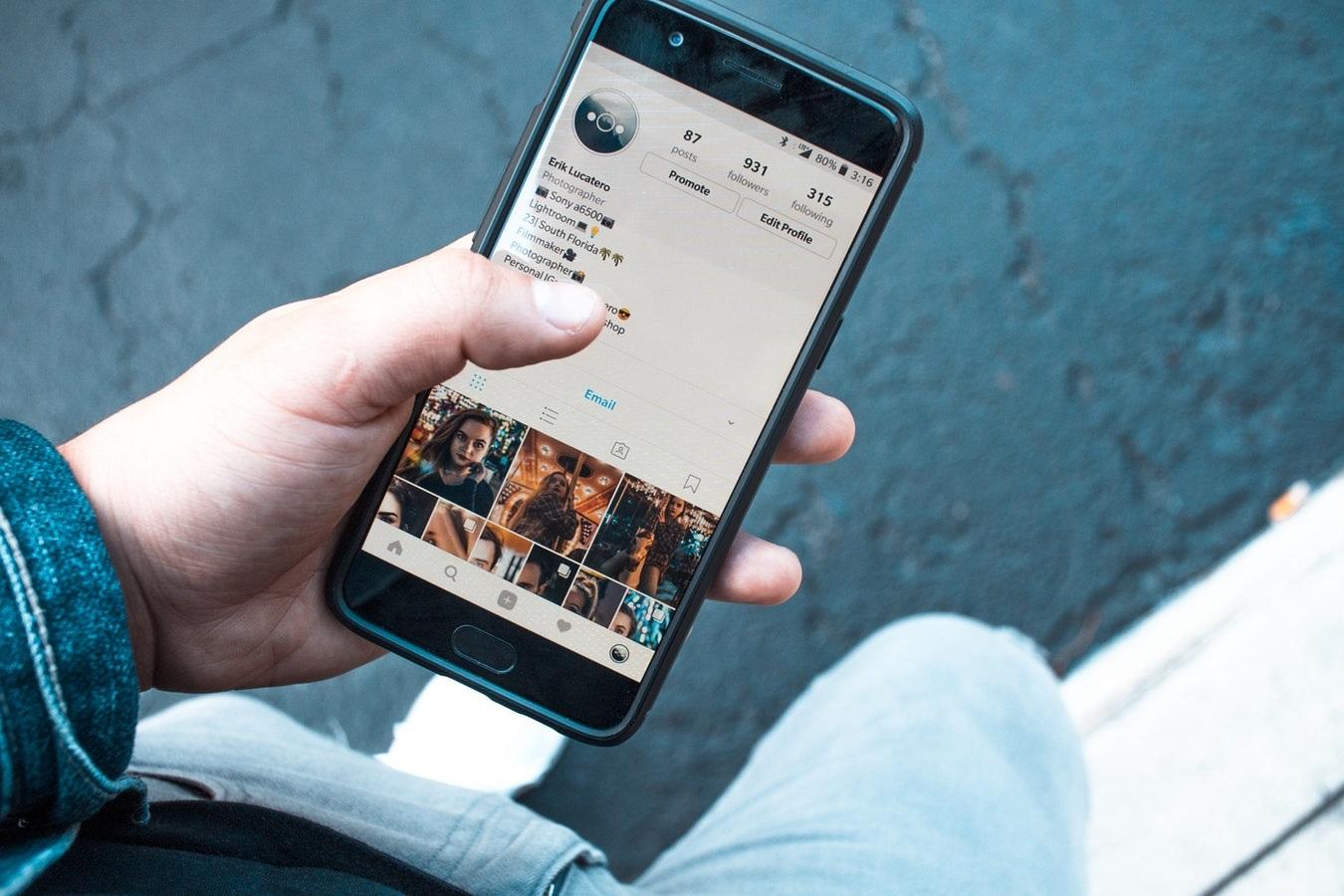 Instagram: come creare un seguito che si preoccupi del contenuto di avvio
