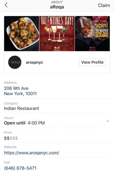 Instagram-locale-commerciale-profilo