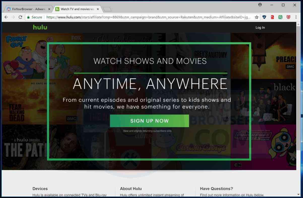 """Hulu-ad """"width ="""" 600 """"style ="""" width: 600px; blocco di visualizzazione; margine: 0px auto;"""