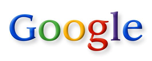 L'iterazione del logo Google da Ruth Kedar utilizza una colorazione più intensa e linee più spesse