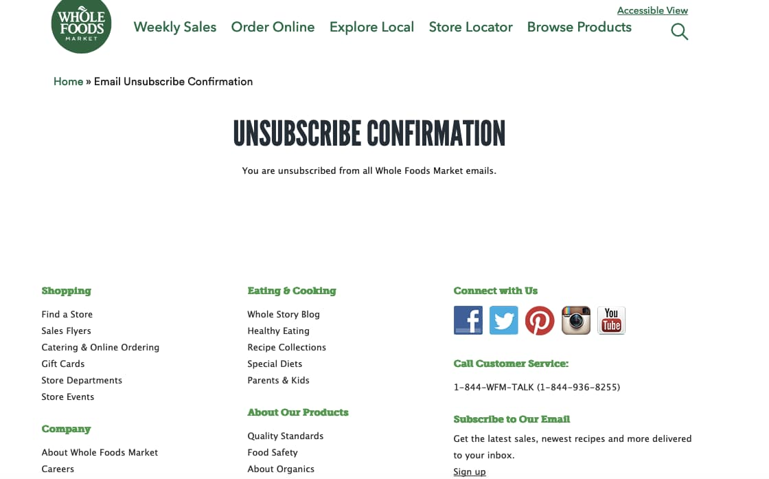 """unsubscribe-landing-page-example """"width ="""" 1120 """"style ="""" width: 1120px; blocco di visualizzazione; margin-left: auto; margin-right: auto; """"srcset ="""" https://blog.hubspot.com/hs-fs/hubfs/unsubscribe-landing-page-example.jpg?width=560&name=unsubscribe-landing-page-example.jpg 560w , https://blog.hubspot.com/hs-fs/hubfs/unsubscribe-landing-page-example.jpg?width=1120&name=unsubscribe-landing-page-example.jpg 1120w, https: //blog.hubspot. com / hs-fs / hubfs / unsubscribe-landing-page-example.jpg? width = 1680 & name = unsubscribe-landing-page-example.jpg 1680w, https://blog.hubspot.com/hs-fs/hubfs/unsubscribe -landing-page-example.jpg? width = 2240 & name = unsubscribe-landing-page-example.jpg 2240w, https://blog.hubspot.com/hs-fs/hubfs/unsubscribe-landing-page-example.jpg? width = 2800 & name = unsubscribe-landing-page-example.jpg 2800w, https://blog.hubspot.com/hs-fs/hubfs/unsubscribe-landing-page-example.jpg?width=3360&name=unsubscribe-landing-page -example.jpg 3360w """"sizes ="""" (larghezza massima: 1120 px) 100vw, 1120 px"""