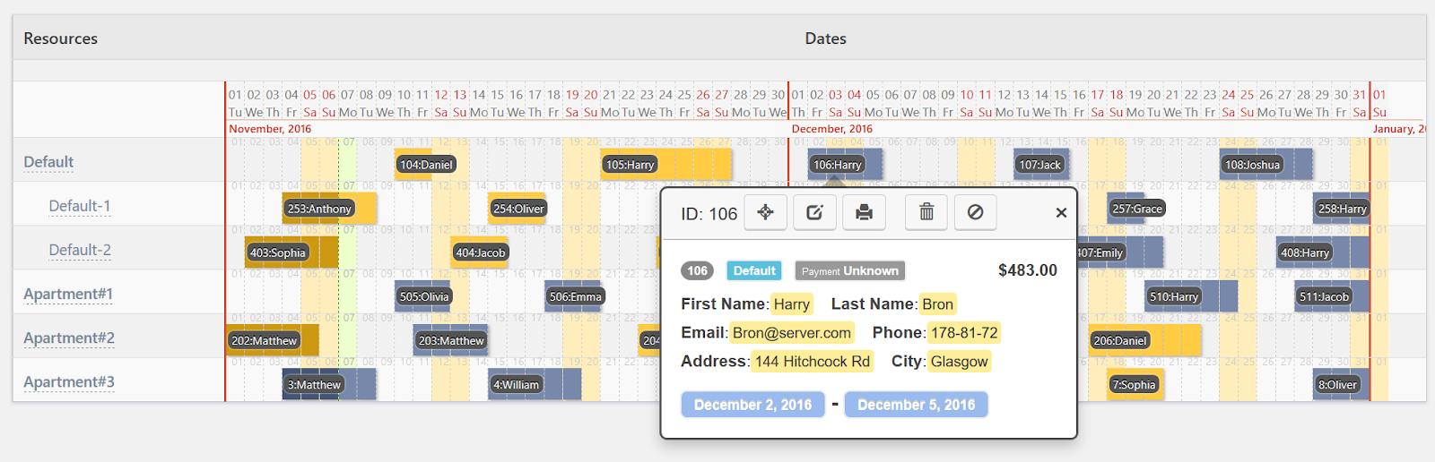 Calendario Prenotazioni Alberghiere.I 15 Migliori Plugin Di Prenotazione Wordpress Nel 2019