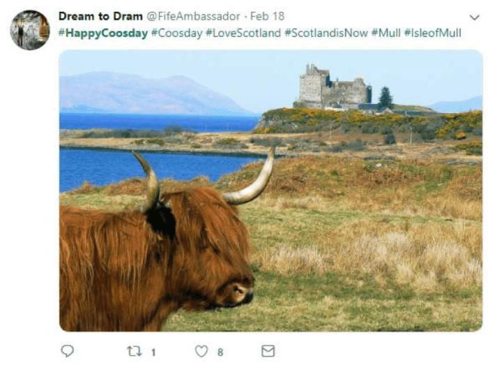 Campagna VisitScotland