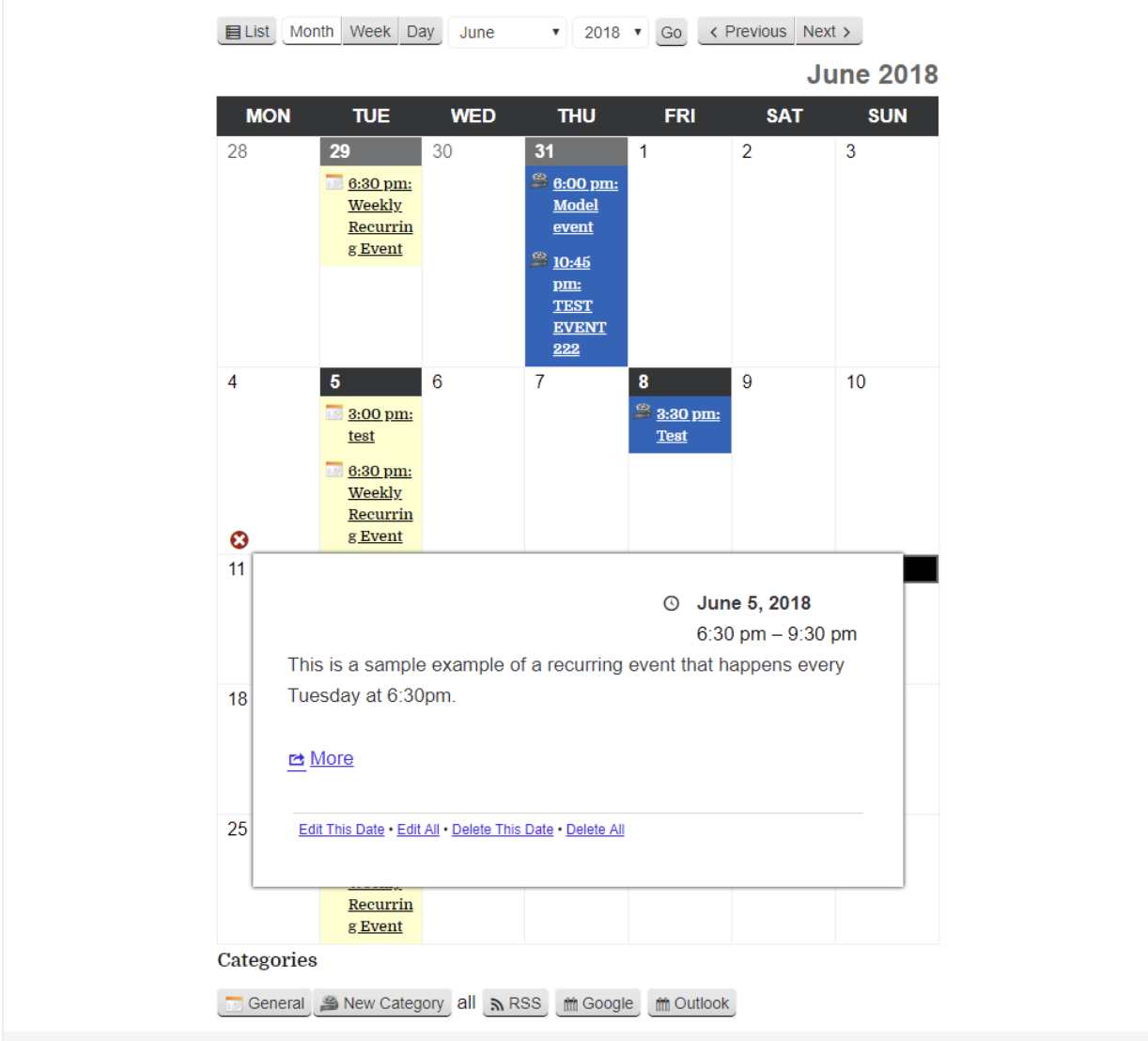 Calendario Per Sito Web.I 13 Migliori Plugin Per Calendari Wordpress Nel 2019