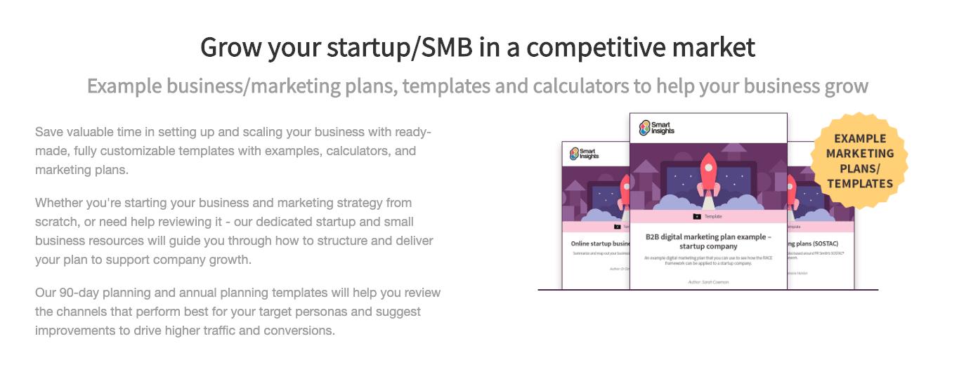 Startup Business Membership interesse principale