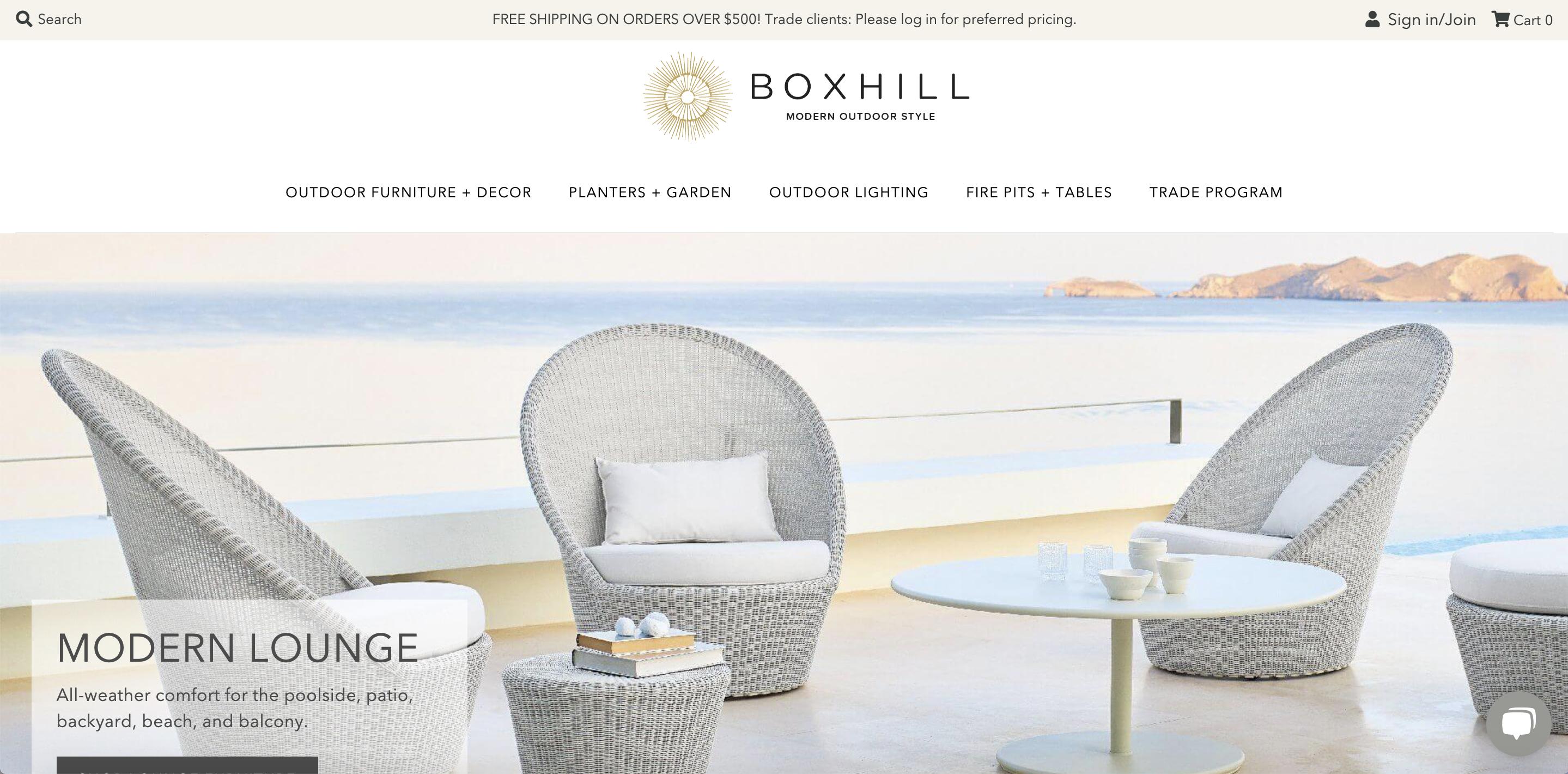 Tema Boxhill