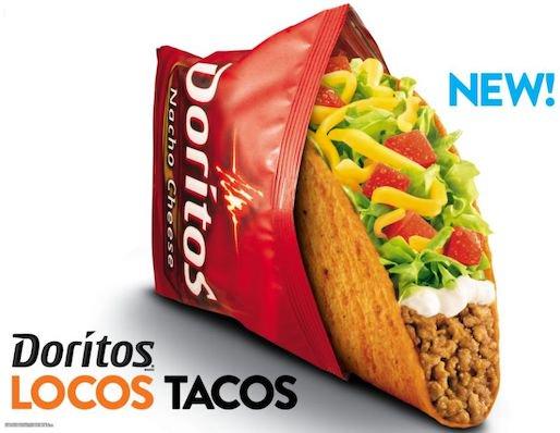 co-branding-partnership di Doritos-taco-bell