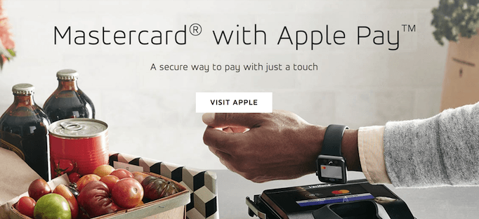 Partnership di co-branding tra Apple e MasterCard su Apple Pay
