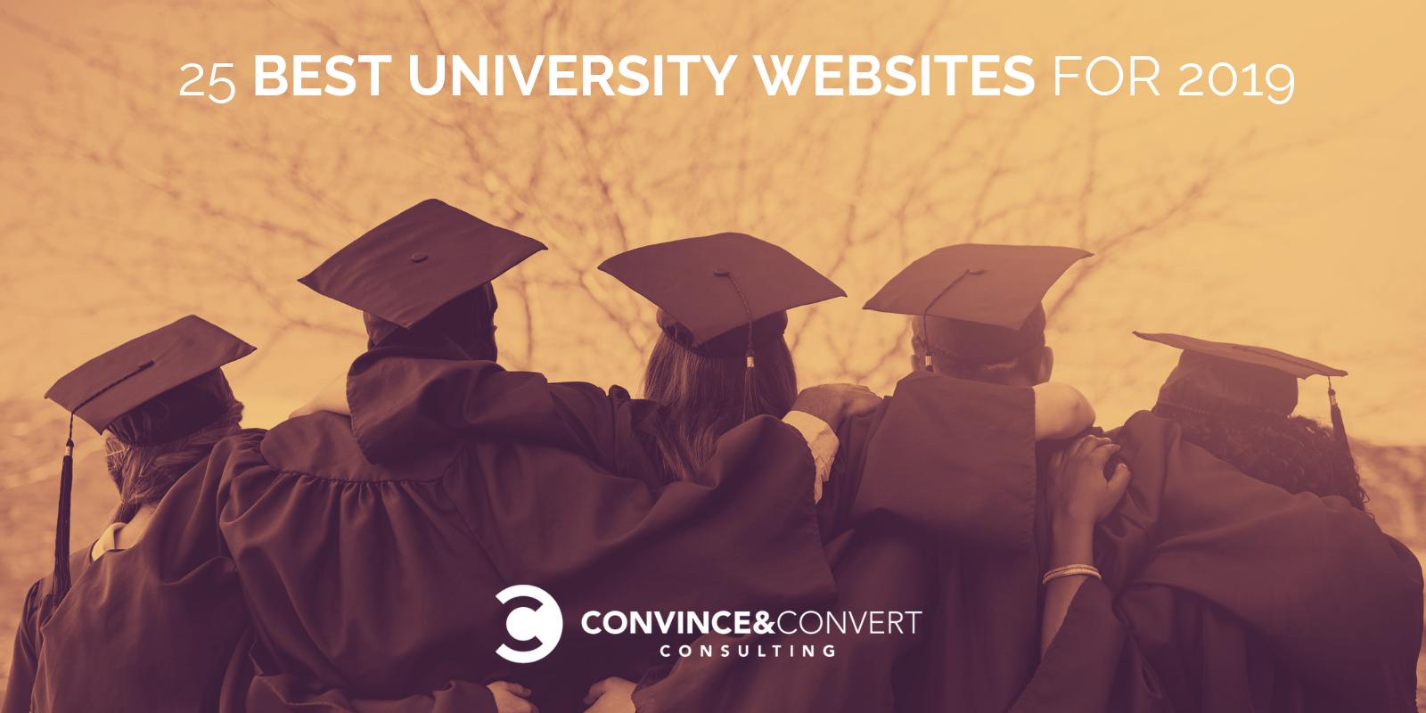 Migliori siti web universitari
