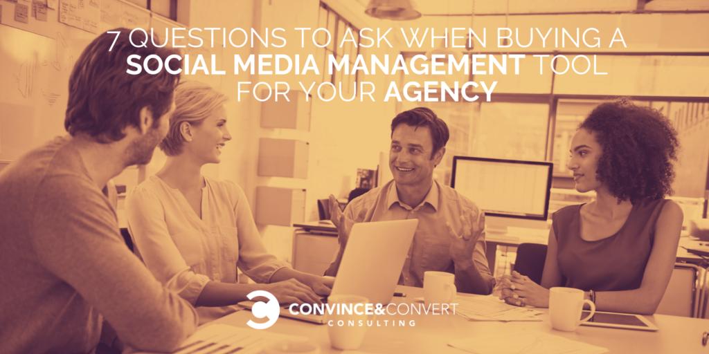 Social Medida Management Tool per l'agenzia