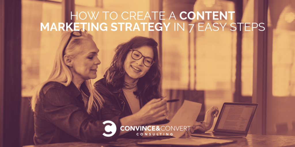 Come creare una strategia di marketing dei contenuti
