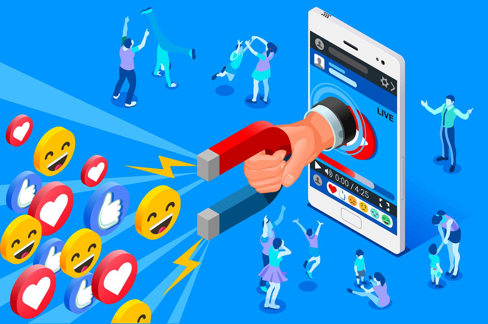 """Cosa succede se le piattaforme di social media si sbarazzano del """"mi piace""""?"""