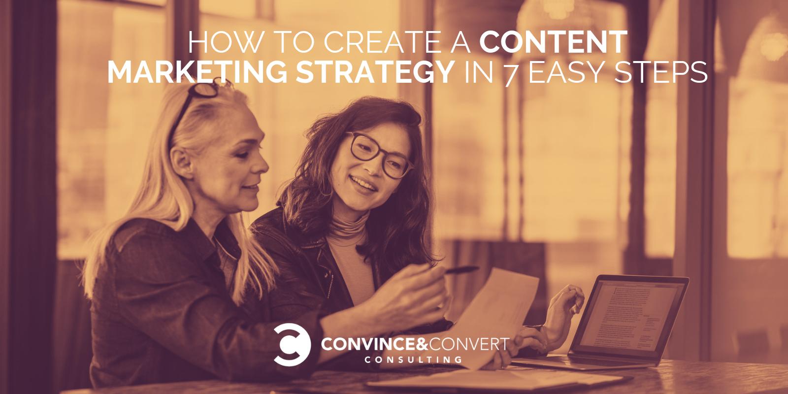 Come creare una strategia di marketing dei contenuti