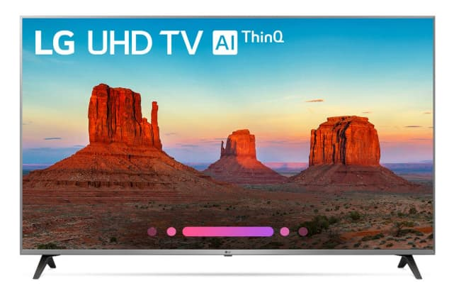 "LG UHD Smart TV con AIThinQ ""width ="" 641 ""style ="" width: 641px; ""srcset ="" https://blog.hubspot.com/hs-fs/hubfs/LG%20UHD%20Smart%20TV%20with%20AIThinQ .jpg? width = 321 & name = LG% 20UHD% 20Smart% 20TV% 20with% 20AIThinQ.jpg 321w, https://blog.hubspot.com/hs-fs/hubfs/LG%20UHD%20Smart%20TV%20con%20AIThinQ. jpg? width = 641 & name = LG% 20UHD% 20Smart% 20TV% 20with% 20AIThinQ.jpg 641w, https://blog.hubspot.com/hs-fs/hubfs/LG%20UHD%20Smart%20TV%20with%20AIThinQ.jpg ? width = 962 & name = LG% 20UHD% 20Smart% 20TV% 20with% 20AIThinQ.jpg 962w, https://blog.hubspot.com/hs-fs/hubfs/LG%20UHD%20Smart%20TV%20with%20AIThinQ.jpg? width = 1282 & name = LG% 20UHD% 20Smart% 20TV% 20with% 20AIThinQ.jpg 1282w, https://blog.hubspot.com/hs-fs/hubfs/LG%20UHD%20Smart%20TV%20with%20AIThinQ.jpg?width = 1603 & name = LG% 20UHD% 20Smart% 20TV% 20with% 20AIThinQ.jpg 1603w, https://blog.hubspot.com/hs-fs/hubfs/LG%20UHD%20Smart%20TV%20with%20AIThinQ.jpg?width= 1923 & name = LG% 20UHD% 20Smart% 20TV% 20with% 20AIThinQ.jpg 1923w ""sizes ="" (larghezza massima: 641 px) 100vw, 641 px"