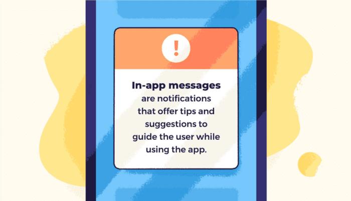 Notifiche in-app