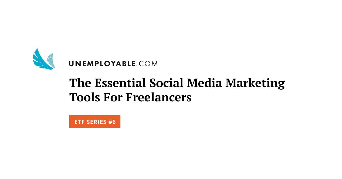 Gli strumenti essenziali di social media marketing per i liberi professionisti