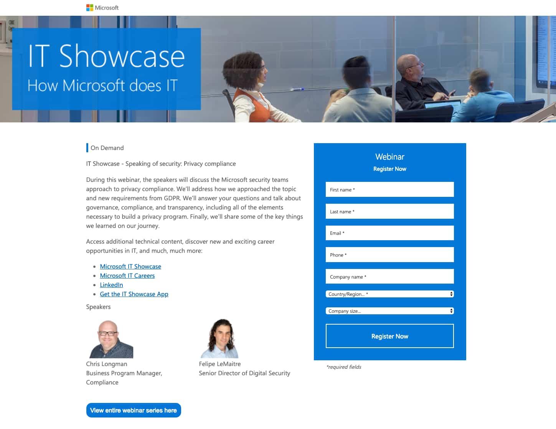 "Microsoft IT Showcase Webinar Pagina di destinazione ""width ="" 1449 ""style ="" width: 1449px; ""srcset ="" https://blog.hubspot.com/hs-fs/hubfs/Microsoft%20IT%20Showcase%20Webinar%20Landing%20page .jpg? width = 725 & name = Microsoft% 20IT% 20Showcase% 20Webinar% 20Landing% 20page.jpg 725w, https://blog.hubspot.com/hs-fs/hubfs/Microsoft%20IT%20Showcase%20Webinar%20Landing%20page. jpg? width = 1449 & name = Microsoft% 20IT% 20Showcase% 20Webinar% 20Landing% 20page.jpg 1449w, https://blog.hubspot.com/hs-fs/hubfs/Microsoft%20IT%20Showcase%20Webinar%20Landing%20page.jpg ? width = 2174 & name = Microsoft% 20IT% 20Showcase% 20Webinar% 20Landing% 20page.jpg 2174w, https://blog.hubspot.com/hs-fs/hubfs/Microsoft%20IT%20Showcase%20Webinar%20Landing%20page.jpg? width = 2898 & name = Microsoft% 20IT% 20Showcase% 20Webinar% 20Landing% 20page.jpg 2898w, https://blog.hubspot.com/hs-fs/hubfs/Microsoft%20IT%20Showcase%20Webinar%20Landing%20page.jpg?width = 3623 & name = Microsoft% 20IT% 20Showcase% 20Webinar% 20Landing% 20page.jpg 3623w, https://blog.hubspot.com/hs-fs/hubfs/Microso ft% 20IT% 20Showcase% 20Webinar% 20Landing% 20page.jpg? width = 4347 & name = Microsoft% 20IT% 20Showcase% 20Webinar% 20Landing% 20page.jpg 4347w ""sizes ="" (larghezza massima: 1449px) 100vw, 1449px"
