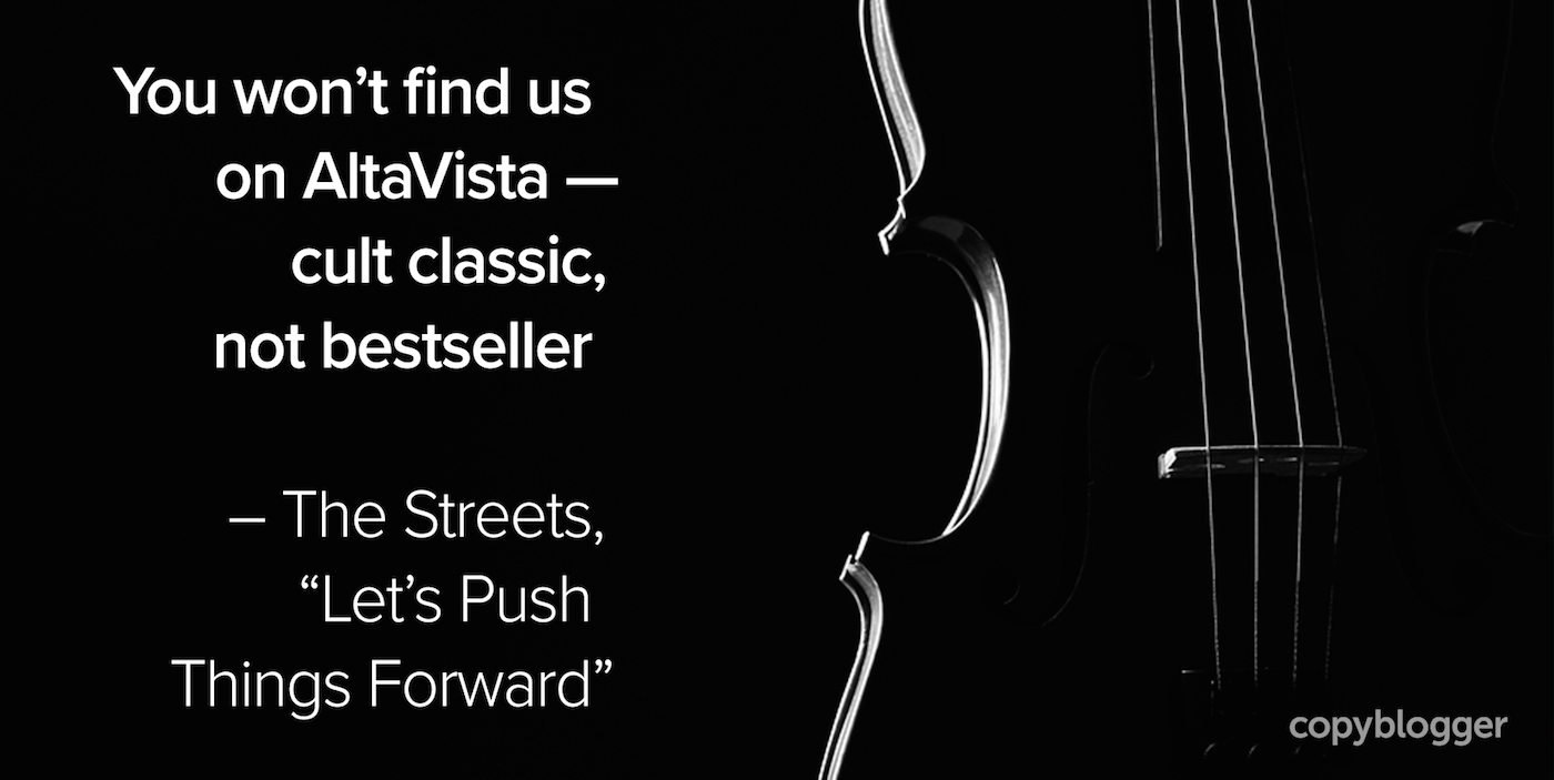 "Non ci troverete su AltaVista - classico cult, non bestseller - The Streets, ""Let's Push Things Forward"""