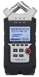 Zoom Field Recorder