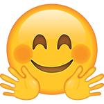 abbraccio emoji