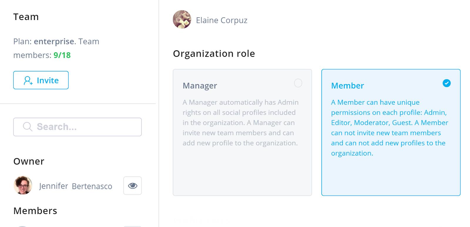 Software di gestione sociale