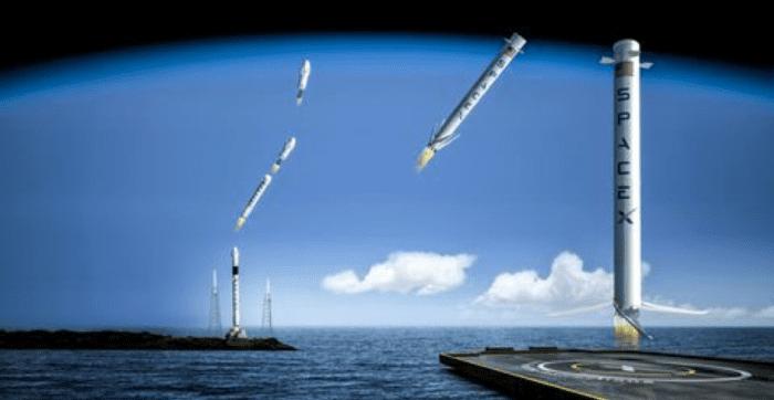 Razzo riutilizzabile SpaceX