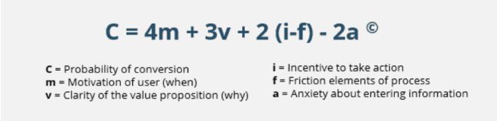 Formula di conversione