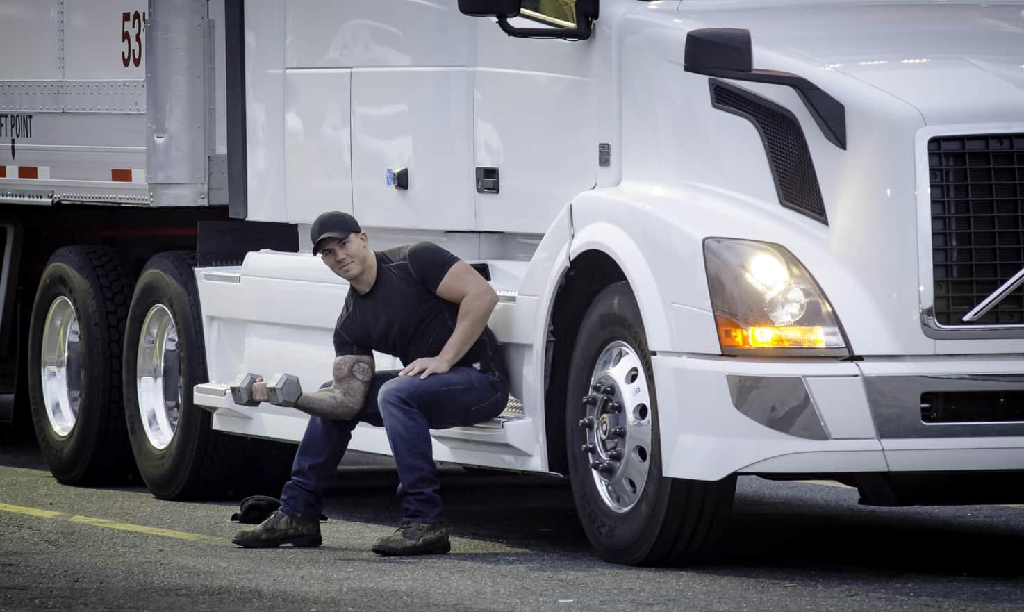 Camionisti e social media