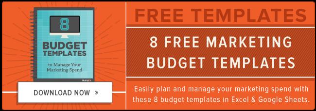 scarica modelli di budget di marketing gratuiti