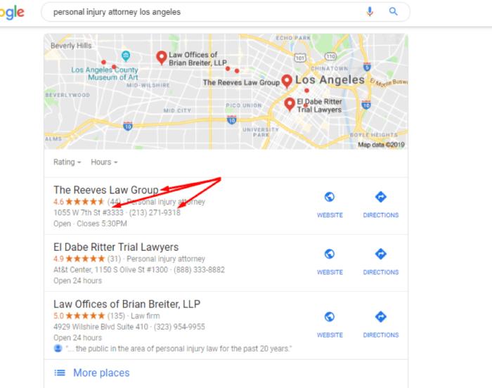 Aggiorna il profilo di Google My Business