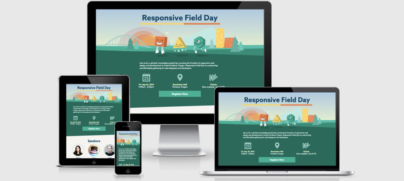 web design reattivo