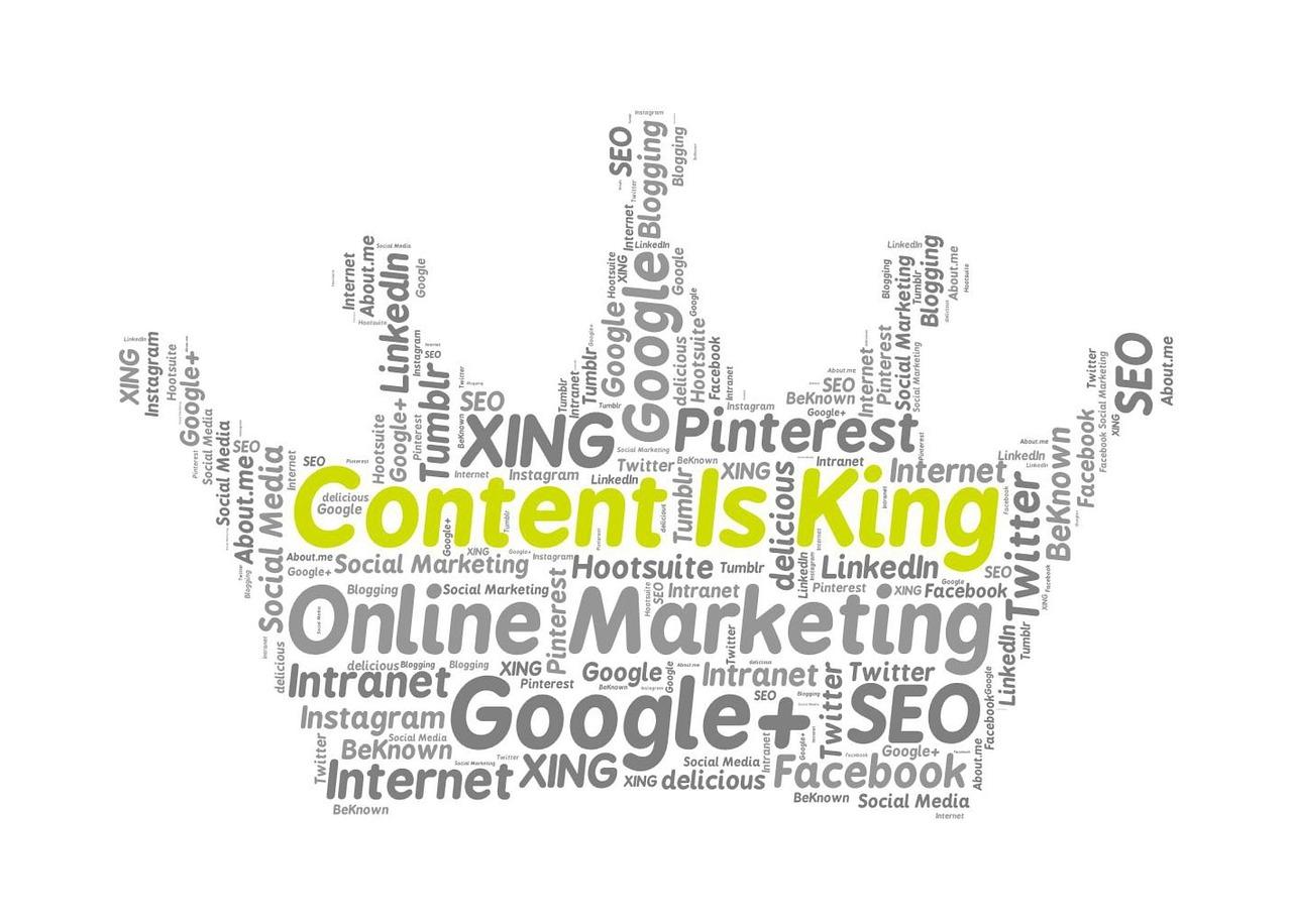 4 modi in cui il contenuto del blog di marketing può far crescere una pratica legale