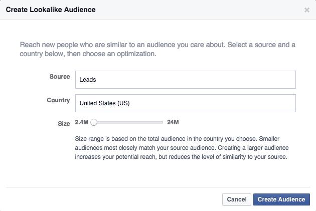 A Facebook piace il pubblico simile
