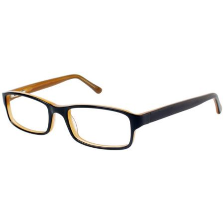 paio di occhiali.